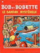Couverture Le sampan mystérieux