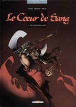 Couverture Les Chevaliers-Guides - Le Cœur de sang, tome 1