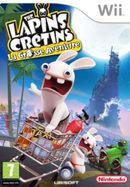 Jaquette The Lapins Crétins : La Grosse Aventure