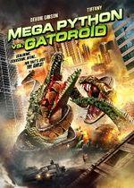 Affiche Mega Python vs. Gatoroid