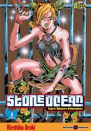 Couverture Stone Ocean - Jojo's Bizarre Adventure, saga 6