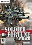 Jaquette Soldier of Fortune : Payback