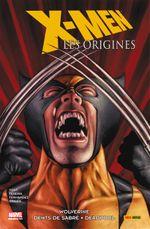 Couverture X-Men : Les Origines, tome 3