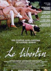 Affiche Le Libertin