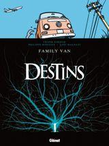 Couverture Family Van - Destins, tome 8