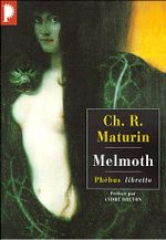 Couverture Melmoth
