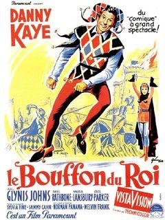 Affiche Le Bouffon du roi