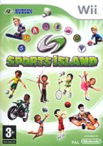 Jaquette Sports Island