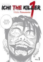 Couverture Ichi The Killer