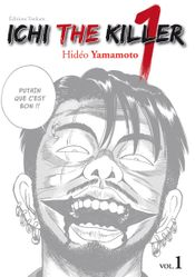 Couverture Ichi The Killer