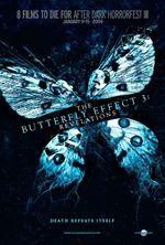 Affiche L'Effet papillon 3
