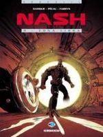 Couverture Zona Libra - Nash, tome 9