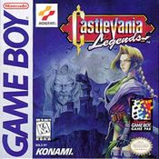 Jaquette Castlevania Legends