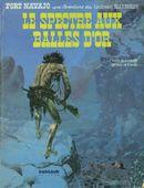 Couverture Le Spectre aux balles d'or - Blueberry, tome 12