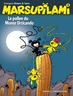 Couverture Le Pollen du Monte Urticando - Marsupilami, tome 4
