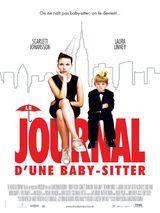Affiche Le Journal d'une baby-sitter