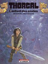Couverture L'Enfant des étoiles - Thorgal, tome 7