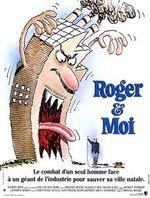 Affiche Roger et moi