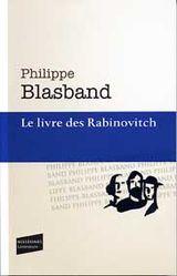 Couverture Le livre des Rabinovitch