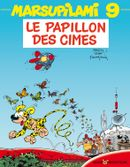 Couverture Le Papillon des cimes - Marsupilami, tome 9