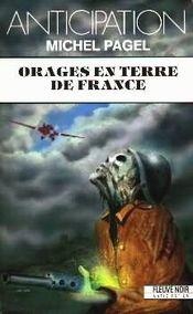 Couverture Orages en terre de France