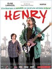 Affiche Henry