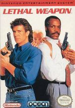 Jaquette Lethal Weapon