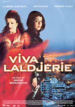 Affiche Viva Laldjérie