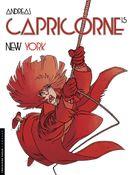 Couverture New York - Capricorne tome 15