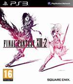 Jaquette Final Fantasy XIII-2