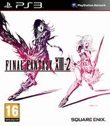 Jaquette Final Fantasy XIII-2