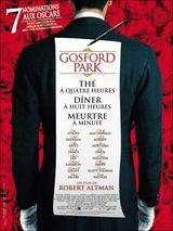 Affiche Gosford Park