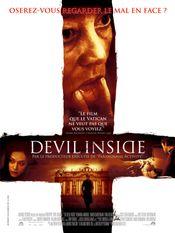 Affiche Devil Inside
