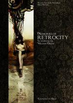 Couverture Memories of Retrocity : Le Journal de William Drum