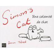 Couverture Simon's Cat : Une calamité de chat