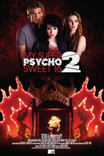 Affiche My Super Psycho Sweet 16 : Part 2
