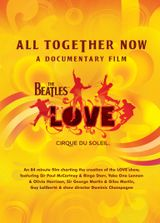 Affiche The Beatles: All Together Now