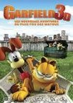 Affiche Garfield 3D