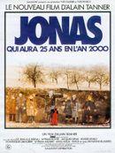Affiche Jonas qui aura 25 ans en l'an 2000