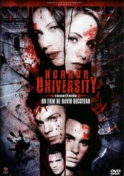 Affiche Horror University