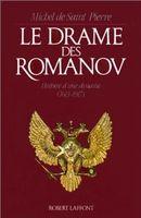 Couverture Le drame des Romanov