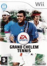 Jaquette Grand Chelem Tennis