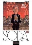 Couverture Dieu seul le sait - Soda, tome 10
