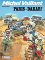 Couverture Paris-Dakar ! - Michel Vaillant, tome 41