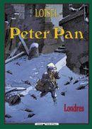 Couverture Londres - Peter Pan (Vents d'Ouest), tome 1