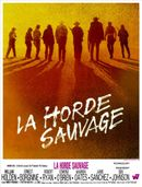 Affiche La Horde sauvage