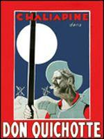 Affiche Don Quichotte