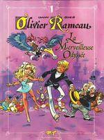 Couverture Olivier Rameau