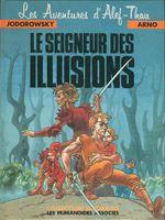 Couverture Le Seigneur des illusions - Les Aventures d'Alef-Thau, tome 4