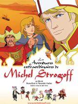 Affiche Les Aventures extraordinaires de Michel Strogoff